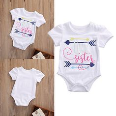 >> Click to Buy << Newborn Infant cute Baby Boys Girls Cotton White Summer Short Sleeve Romper Jumpsuit Body Clothes Outfits #Affiliate
