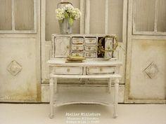 Atelier de Léa (@atelier.miniature) • Photos et vidéos Instagram Miniature Furniture, Miniatures, Rooms, Photos, Instagram, Home Decor, Atelier, Bedrooms, Pictures