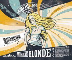 American Brewing Company Blonde