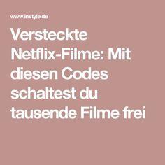 Hidden Netflix Movies: These Codes Unlock Thousands of Movies - . - Versteckte Netflix-Filme: Mit diesen Codes schaltest du tausende Filme frei – Hidden Netflix Movies: With these codes you unlock thousands of movies –
