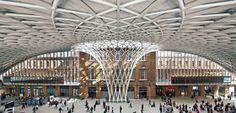 King's Cross London John McAslan + Partners