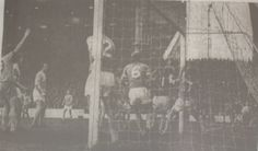8 February 1975 Horswill heads a George Telfer corner into his own goal as the Blues lose 1-2 at Manchester City