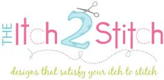 The Itch 2 Stitch Monogram, Embriodery, Fonts,  Appliques designs