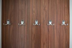 Hooks on a back panel are a great way to store kids or adults jackets, scarves, backpacks, keys and more. Entryway Storage, Shoe Storage, Storage Ideas, Shoe Rack With Shelf, Shelf Dividers, Jewelry Drawer, Carpet Cleaning Machines, California Closets, Closet Accessories