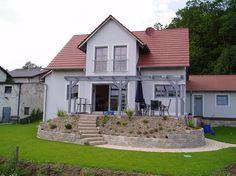 #lieberDschinni Ich wünsche mir für unser neues Zuhause eine neue Terrassen- und Gartenplanung wie zb. auf diesem Bild.