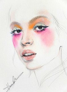 Art Print by Hamda Almannai