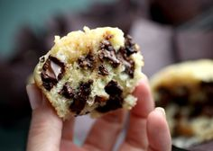 Can I please have a visitor come in town so I can have an excuse to make 'chocolate chunk muffins' for breakfast?
