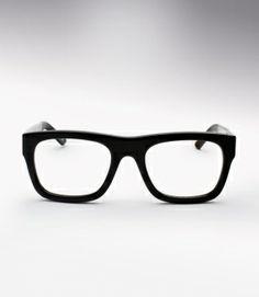 4cfeb98075 Ksubi Al Nair - Black Eyeglasses