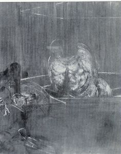 Image: Study for Figure (1950)