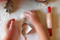 How to make salt dough ornaments.