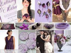 Loving Lavender: A Vineyard Wedding
