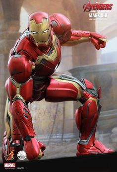 Hot Toys Avengers Age of Ultron Iron Man Mark 45 XLV Special for sale online Marvel Films, Marvel Heroes, Marvel Characters, Marvel Comics, Iron Man Fan Art, New Iron Man, Iron Man Avengers, Avengers Age, All Iron Man Suits
