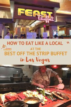 "Did you know, all-you-can-eat-buffets are a huge deal in Las Vegas?  In 1941, when Las Vegas was still a sleepy town in the desert, El Rancho Vegas pioneered the concept of ""chuck wagon"" which evolved into the ""all-you-can-eat"" buffets. From local recommendations, here are three best affordable buffets in Las Vegas. Continue reading on on our blog! #usa #travelusa #disocverusa #lasvegas #travellasvegas #foodinlasvegas #lasvegasfood"