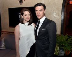 "Finn Wittrock Photos Photos - Sarah Roberts (L) and actor Finn Wittrock attend the after party for the closing night gala premiere of Paramount Pictures' ""The Big Short"" during AFI FEST 2015 at the Hollywood Roosevelt Hotel on November 12, 2015 in Hollywood, California. - Closing Night Gala Premiere of Paramount Pictures' 'The Big Short' - After Party"