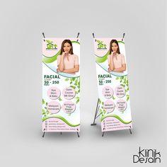 Banner Desain Visit Our website klinikdesainku.com or Instagram @klinikdesainku  Desain Banner Klinik Kecantikan Beauty Clinic Banner Design, Islam