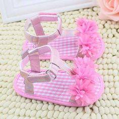 Resultado de imagem para como armar sandalias para bebe de tela
