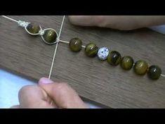 Nice and easy Shambala bracelet tutorial. Tie a knot on one side! Bead Crafts, Jewelry Crafts, Handmade Jewelry, Jewelry Ideas, Diy Schmuck, Schmuck Design, Jewelry Making Tutorials, Beading Tutorials, Macrame Jewelry