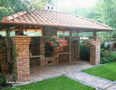 Pergola With Glass Roof Key: 6301180918