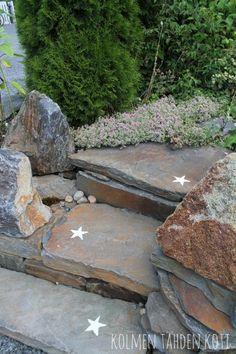 Star steps - Kolmen Tähden Koti