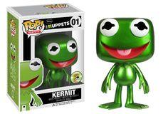 Kermit - The Muppets - Comic Con Exclusive - Funko Pop! Vinyl Figure
