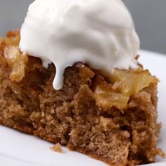 Upside-Down Apple Cake Recipe by Tasty
