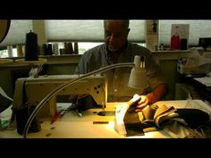 ▶ Video Tutorial: How to Add Waistband, Ban Roll and Clamp Hook and Eyes to Trousers Part 1 - YouTube