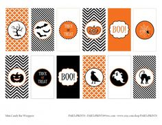 Halloween Printable PackTWO - PARTePRINTS3