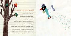 """""""Animalario"""" Illustration Mariona Cabassa Text Jorge Zentner"""