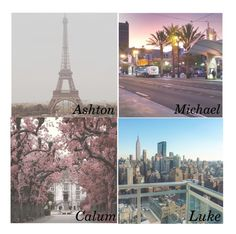 """""""Place He Takes You To"""" by preferences-5sos ❤ liked on Polyvore featuring art"""