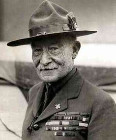 FEB. 8 - Baden-Powell founded Boy Scouts originally 'morally straight' ... 'reverence God' ... 'applied Christianity'