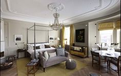 Stylish & simple bedroom