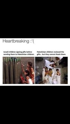 That's what Israelis teach their children..to be a heartless Zionist moron. Murders.