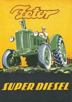 MOTOKOV Poster ZETOR (1961) | Flickr - Photo Sharing!