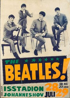 the beatles posters | The Beatles poster sold for £5,400 at auction- want for wall