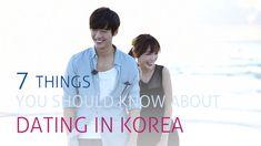 dating in korea culture