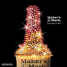 Maker's Mark Christmas Makers 46, Makers Mark, Best Bourbons, Distillery, Trail, Favorite Things, Ads, Christmas, Xmas