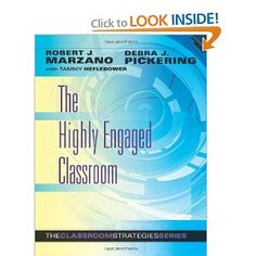 The Highly Engaged Classroom (The Classroom Strategies Series) by Robert Marzano