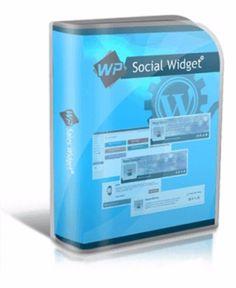 WP Social Widget Plugin - Digital Selections