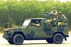 The Interim Fast Attack Vehicle (IFAV)