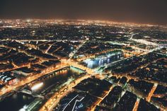 Things to do in Paris - Take in the view from the top of the Eiffel Tower in Eiffel Tower, Europe, France, Paris - Travel - Hand Luggage Only