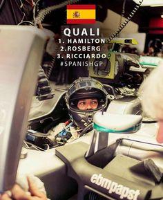 #SpanishGP #F1 2016 Nico Rosberg, F1 Season, Formulas, F 1, Le Mans, Sports News, Champion