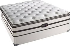 Beautyrest Classic Howes Plush Firm Pillow Top Full Mattress Set by Beautyrest. $826.82. CertiPUR-US comes with Comfort and Confidence The flexible polyurethane foam in this product has been independently laboratory tested and certified to meet voluntary standards for content, emission and durability. Features 617 Super Pocketed Coil Springs density for unsurpassed motion separation, conformability and durability. Total Surround BeautyEdge Foam Encasement for m...