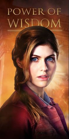 day nine: whats your opinion on alexandra daddario playing annabeth. i think shes a good annabeth