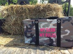 Hot Pink on Camo for the ladies