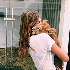 Picture of Camila Morrone Cute Creatures, Beautiful Creatures, Animals Beautiful, Animals And Pets, Baby Animals, Cute Animals, Munier, Camila Morrone, Tier Fotos