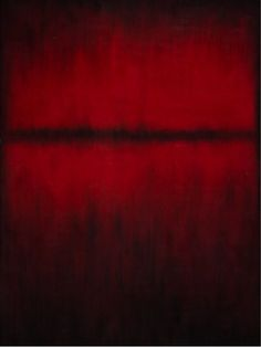 Mark Rothko. His paintings have really got to be seen to be fully appreciated. Seeing them fills me with a special kind of reverie. #abstractart