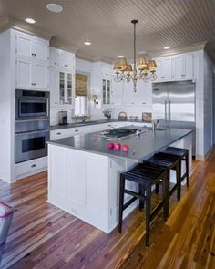 extend granite in kitchen for-the-home