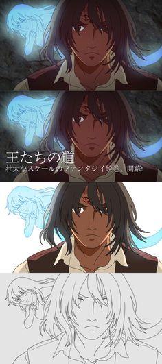 Studio Ghibli Style Kaladin/Syl Ver. 2