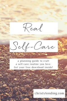 the Real Self-Care P
