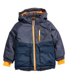 For Damian: Padded Winter Jacket | Product Detail | H&M